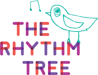 The Rhythm Tree logo